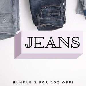 Varies Jeans - Jeans for Everyone!